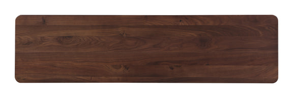 Form Console, American Walnut - Image 4