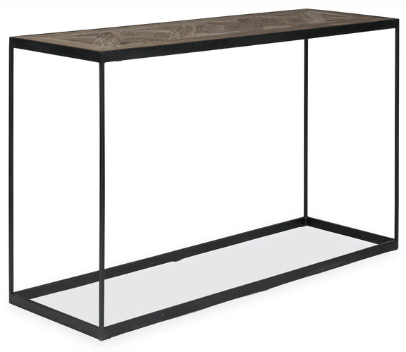 Home Again Console Table, Carbon - Image 2