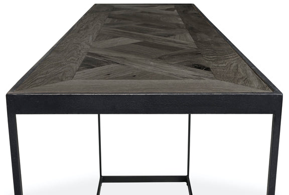 Home Again Console Table, Carbon - Image 3