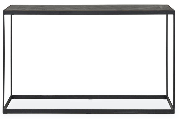 Home Again Console Table, Carbon
