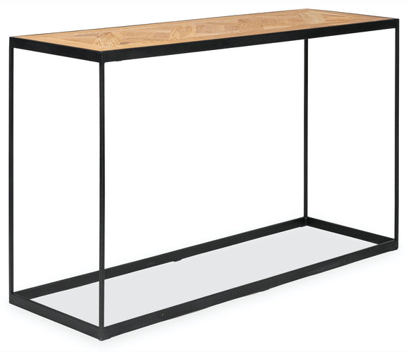 Home Again Console Table, Toast - Image 2