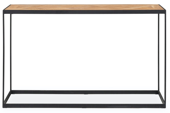 Home Again Console Table, Toast