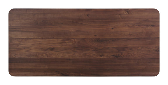 Field Dining Table, American Walnut - Image 5
