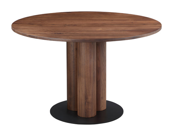 Formation Dining Table, American Walnut - Image 1