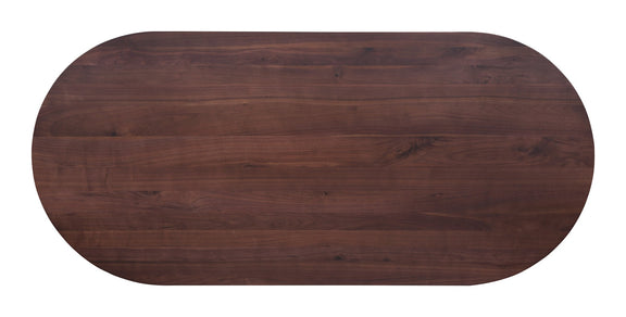 Track Dining Table, American Walnut - Image 5