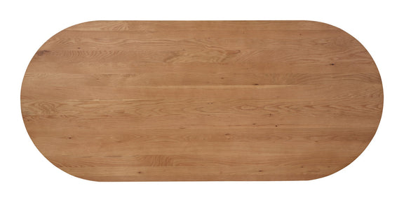 Track Dining Table, White Oak - Image 5