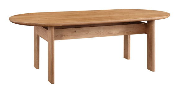 Track Dining Table, White Oak - Image 3