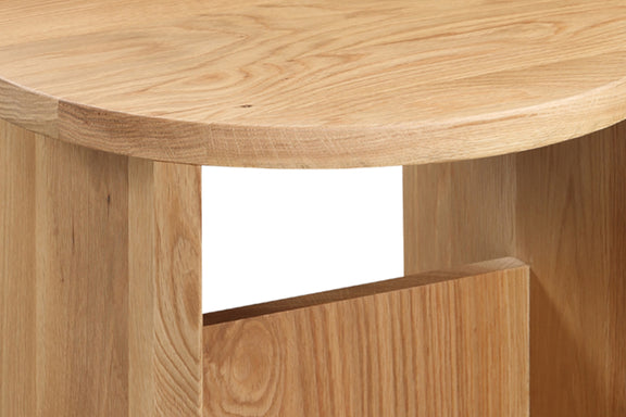 Field Stool, White Oak - Image 6