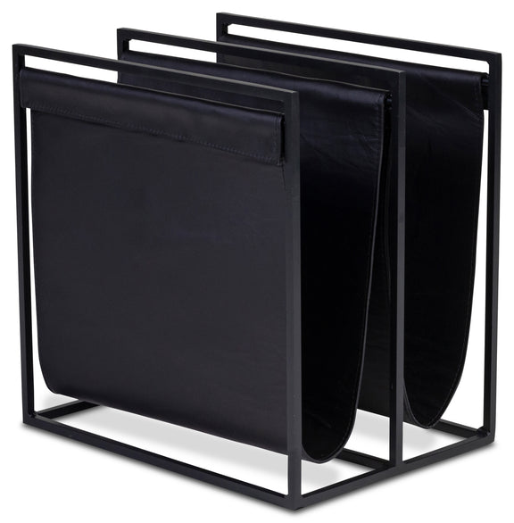 Page Flip Double Magazine Rack, Night - Image 3