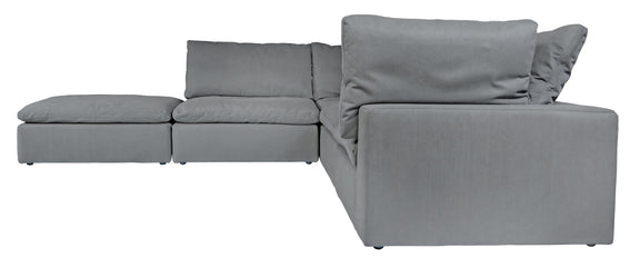 (PRE-ORDER) Movie Night Condo Ottoman, Gentle Rain - Image 5