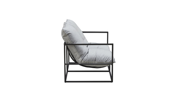 (PRE-ORDER) Afternoon Sun Lounge 2-Seater, Seashell - Image 3