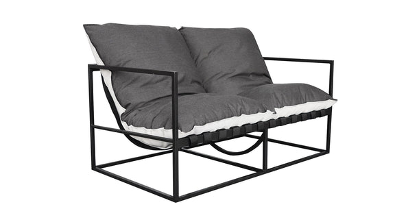 (PRE-ORDER) Afternoon Sun Lounge 2-Seater, Nightfall - Image 2