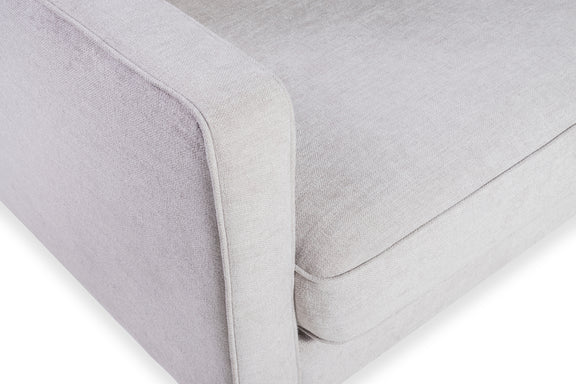 (PRE-ORDER) Unwind Sectional Right, Fog - Image 6