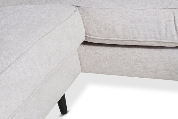 (PRE-ORDER) Unwind Sectional Right, Fog - Image 7