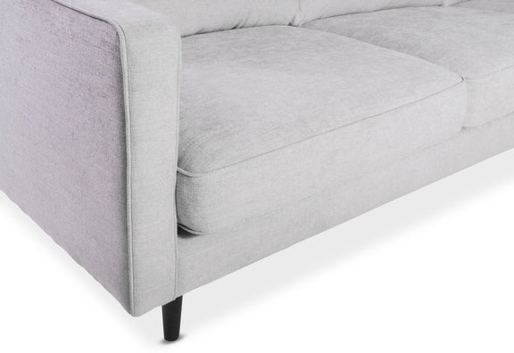 (PRE-ORDER) Unwind Sectional Right, Fog - Image 8