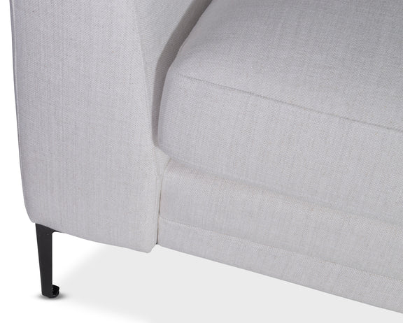 (PRE ORDER) Sunday Sectional Left, Vanilla - Image 7