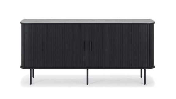 (PRE-ORDER) Easy Edge Small Sideboard, Black Oak