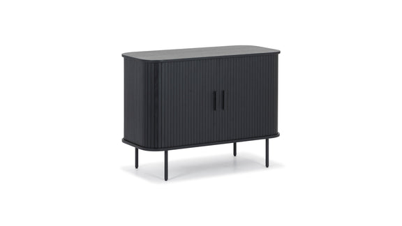 (PRE-ORDER) Easy Edge Small Sideboard, Black Oak - Image 2