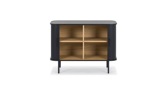 (PRE-ORDER) Easy Edge Small Sideboard, Black Oak - Image 5