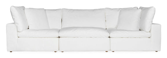(PRE-ORDER) Movie Night 3-Piece Modular Sofa, Brie