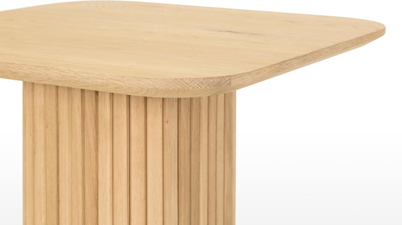 Easy Edge Side Table, White Oak - Image 6