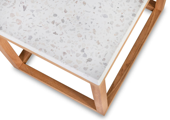 Balance Side Table, Nougat - Image 6