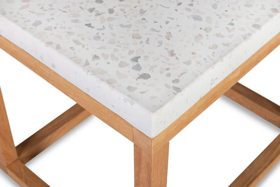 Balance Side Table, Nougat - Image 5