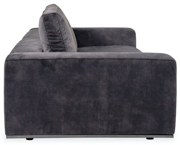 Imagine Large Sofa, Anthracite - Image 4
