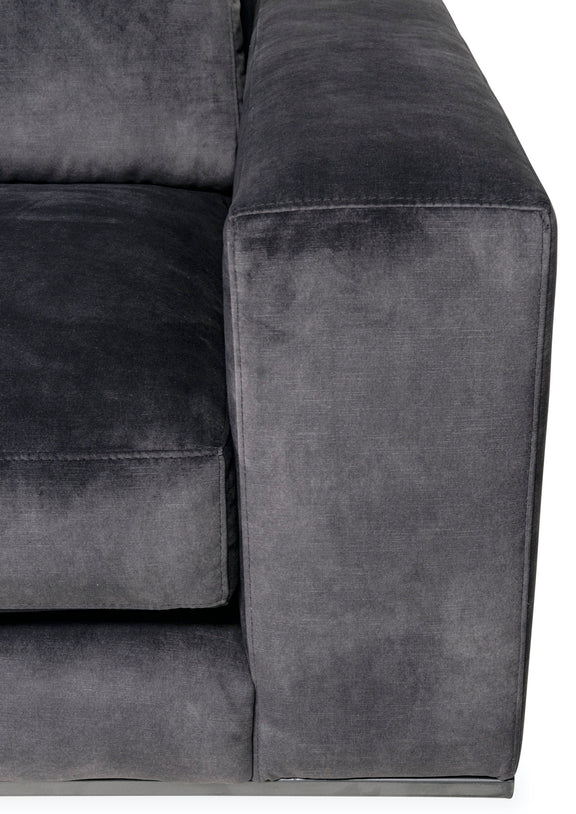 Imagine Large Sofa, Anthracite - Image 7