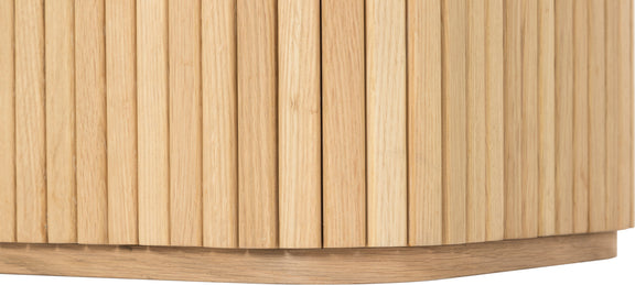 Easy Edge Stool, White Oak/Grey Felt - Image 6