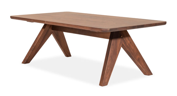 Weekender Coffee Table, Mocha - Image 3