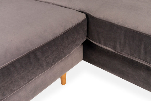 Unwind Sectional Right, Smoky - Image 4