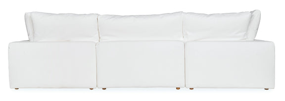 (PRE-ORDER) Movie Night 3-Piece Modular Sofa, Brie - Image 3