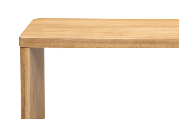 (PRE-ORDER) Form Bench, White Oak - Image 6
