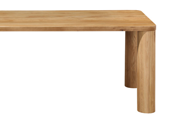 Field Dining Table, White Oak - Image 5