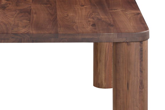 Field Dining Table, American Walnut - Image 6