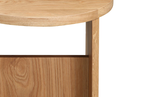 Field Stool, White Oak - Image 5