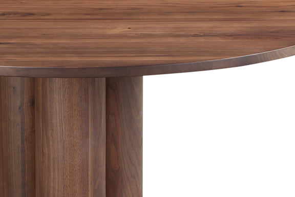 Formation Dining Table, American Walnut - Image 5