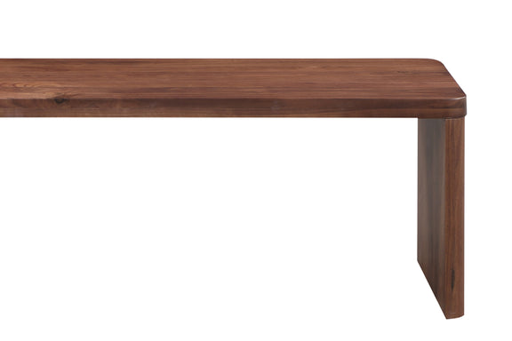 Form Bench, American Walnut - Image 5