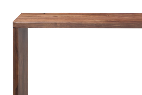 Form Console, American Walnut - Image 5