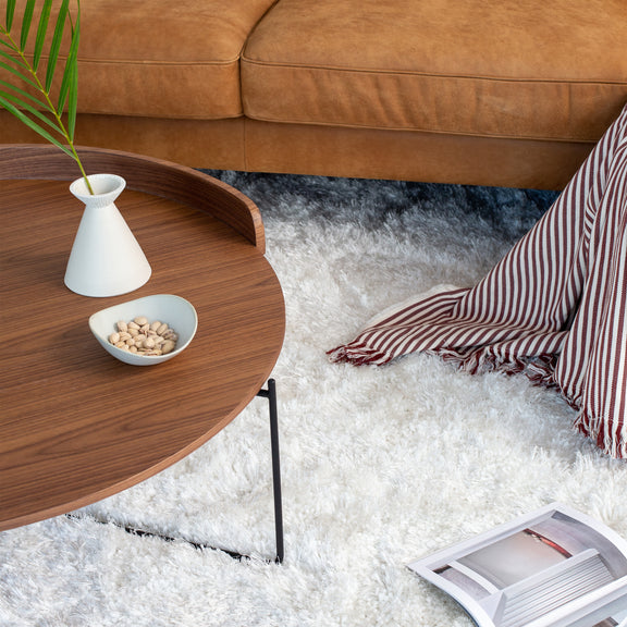 Kick Back Coffee Table, Spice - Image 2