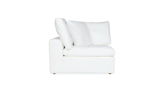 (PRE-ORDER) Movie Night Corner Chair, Brie