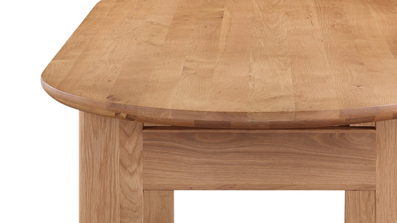 Track Dining Table, White Oak - Image 7