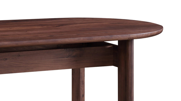 Track Dining Table, American Walnut - Image 6