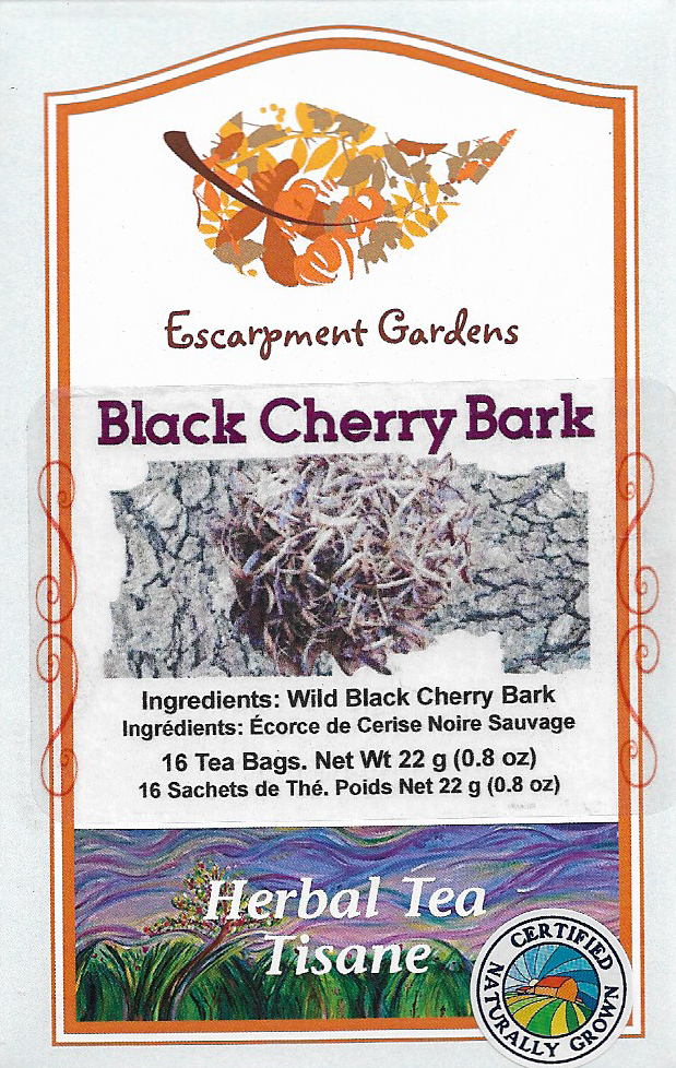 Black Cherry Bark Herbal Tea