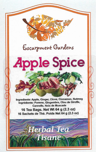 Apple Spice Herbal Tea