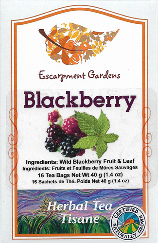 Blackberry Herbal Tea