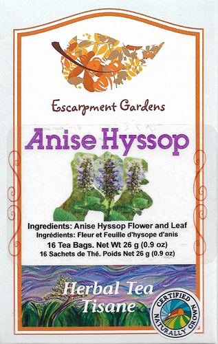 Anise Hyssop Herbal Tea