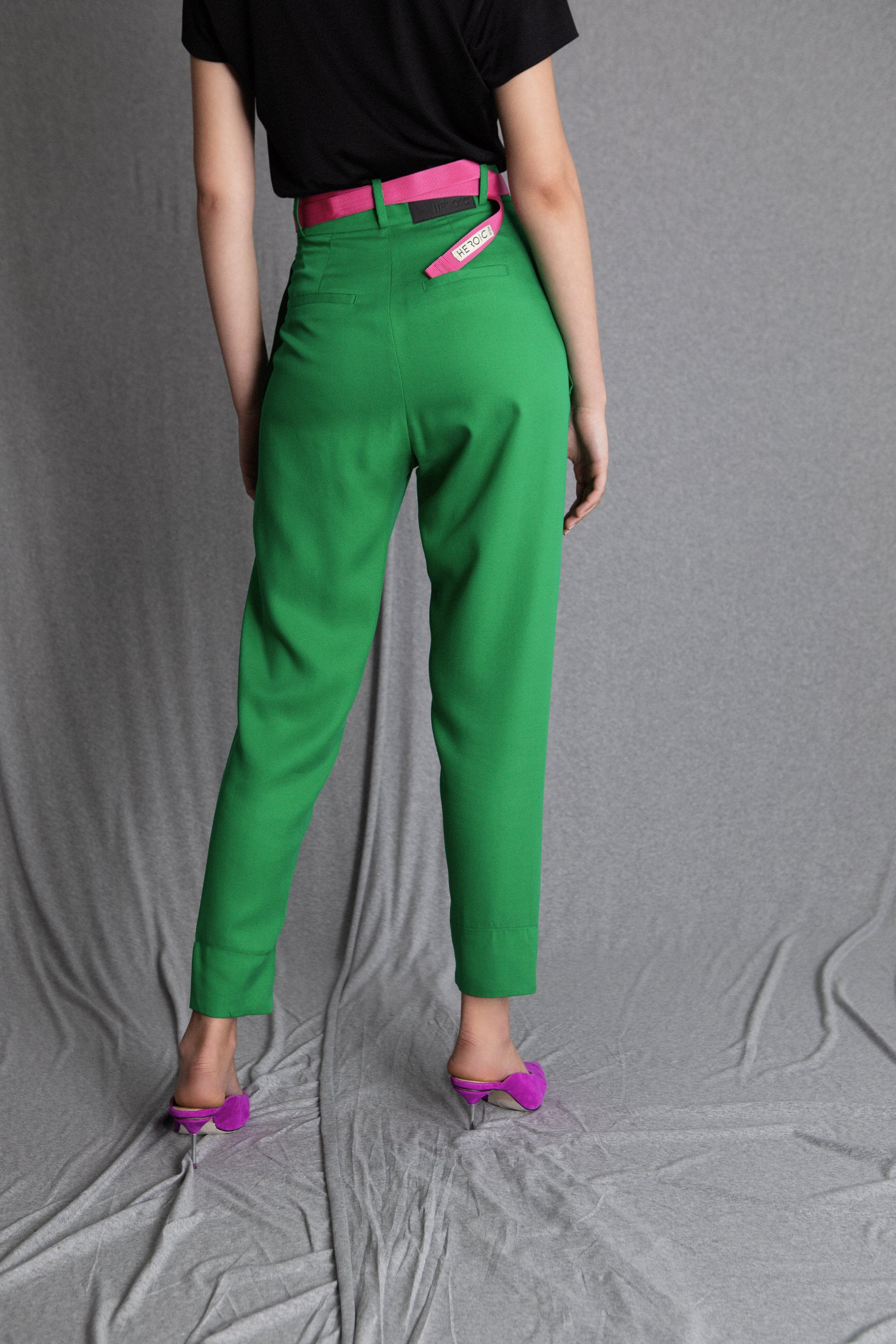 KILLER green pants - heroic-online