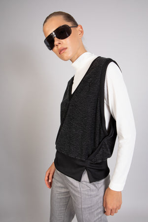 PAUL black carbon sweater - heroic-online
